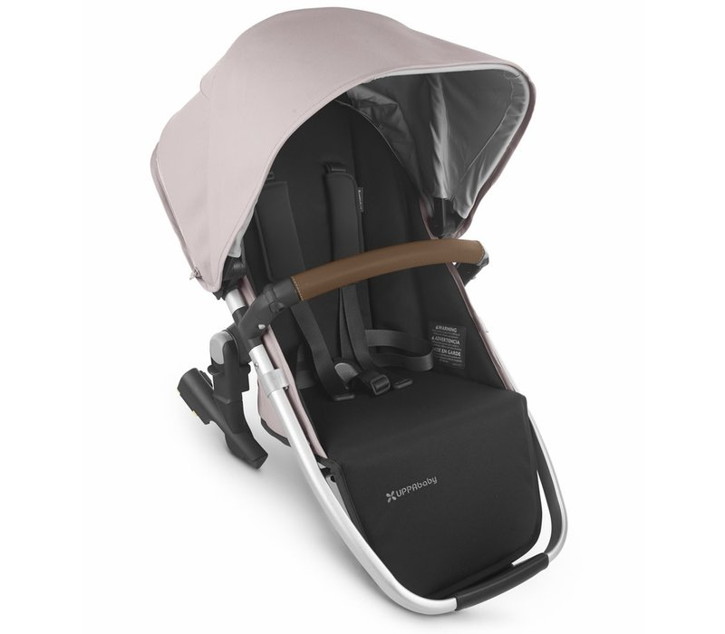 2020 Uppa Baby Vista Rumble Seat V2 (Only) In ALICE (dusty pink/silver/saddle leather)