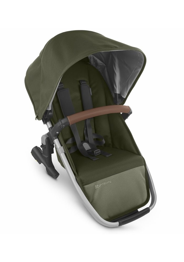 2020 Uppa Baby Vista Rumble Seat V2 (Only) In HAZEL (olive/silver/saddle leather)