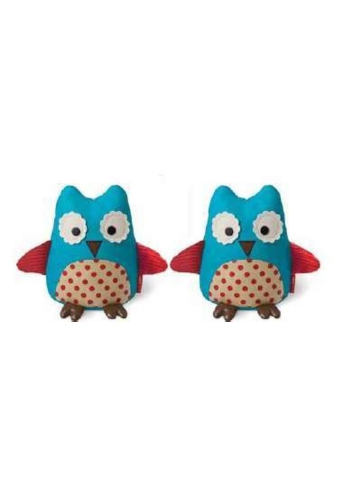 CLOSEOUT!! Skip Hop Zoo Owl Bookends