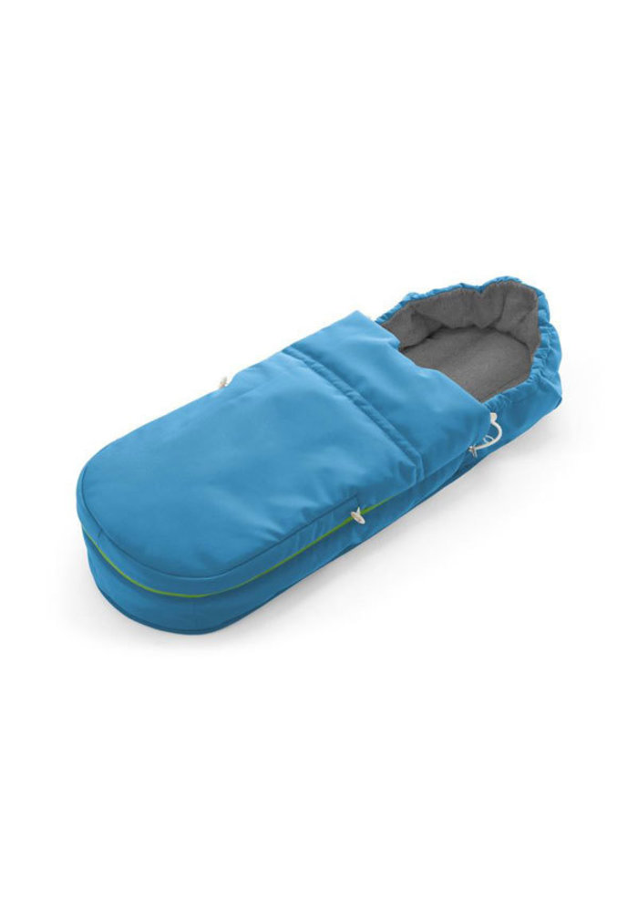 CLOSEOUT!! Stokke Scoot Soft Bag In Urban Blue