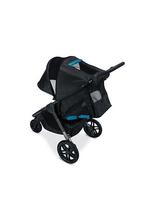 Britax Britax B-Free Stroller In Cool Flow Teal