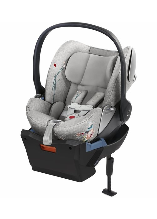 Cybex Cybex Cloud Q Sensorsafe In Koi- Mid Grey (Reclines)