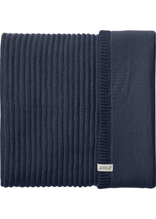 Joolz Joolz Essentials Ribbed blanket  Blue
