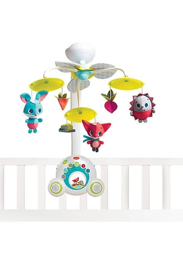 Tiny Love Soothe N Groove Mobile In Meadow Days