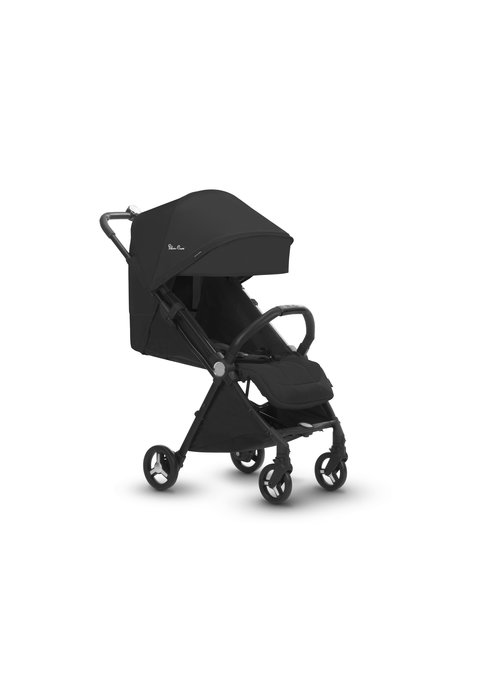 Silver Cross CLOSEOUT!! Silver Cross Jet Light Weight Stroller In Ebony