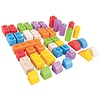 Bigjigs Toys Bigjigs Toys Click Blocks (Intermediate Pack)