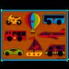 Bigjigs Toys Bigjigs Toys Chunky Lift Out Puzzle - Transport