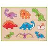 Bigjigs Toys Bigjigs Toys Lift Out Puzzle - Dinosaurs