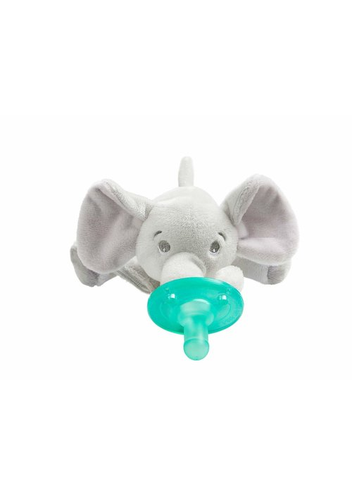 Avent Philips Avent Soothie Snuggle Pacifier, Om+,Elephant