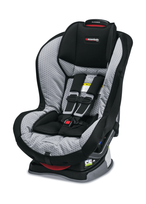 Britax Essentials By Britax Allegiance Convertible Car Seat In Luna