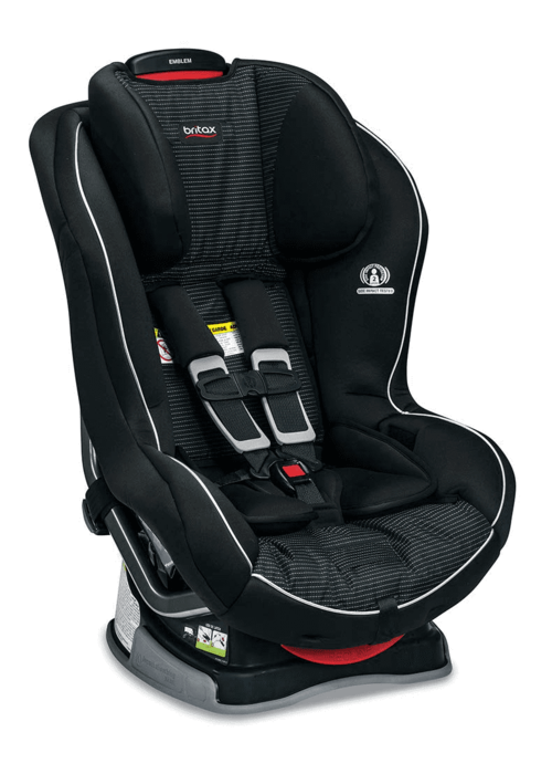 Britax Essentials By Britax Emblem Convertible Car Seat In Dash