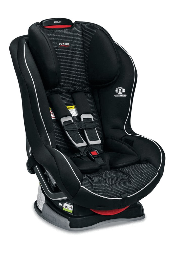 Essentials By Britax Emblem Convertible Car Seat In Dash