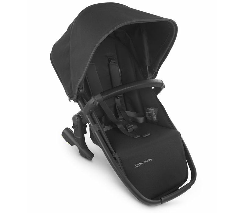 2020 Uppa Baby Vista Rumble Seat V2 (Only) In JAKE (black/carbon/black leather)