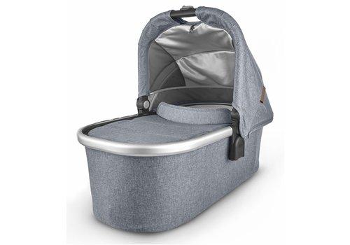 UppaBaby Uppa Baby Vista-Cruz V2 Bassinet - GREGORY (blue mélange/silver/saddle leather)