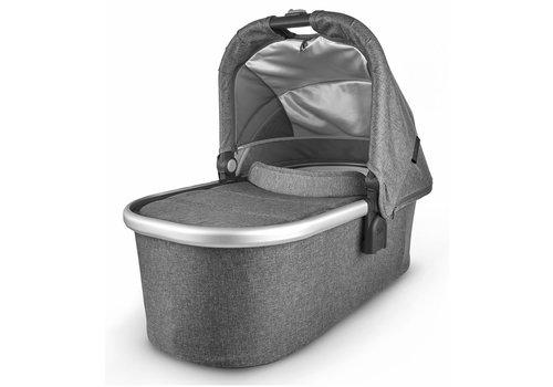UppaBaby Uppa Baby Vista-Cruz V2 Bassinet - JORDAN (charcoal mélange/silver/black leather)