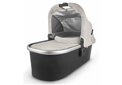 UppaBaby Uppa Baby Vista-Cruz V2 Bassinet- SIERRA (dune knit/silver/black leather)