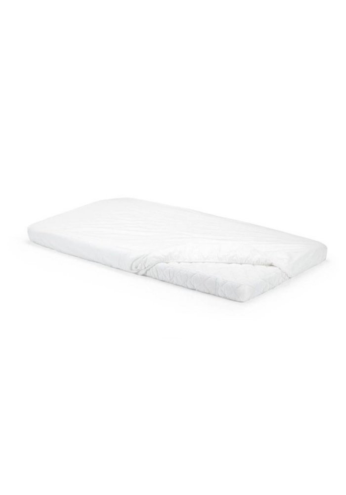 Stokke Home Bed Fit Sheet 2pc In White