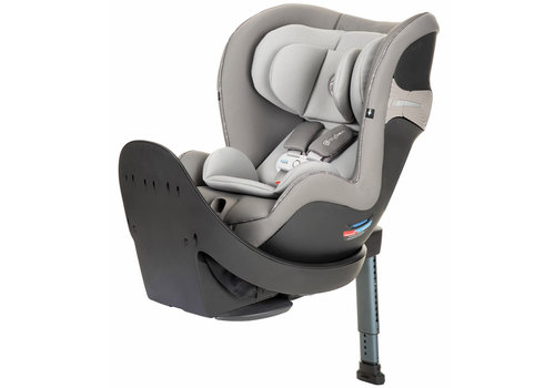 Cybex Cybex Sirona S Sensorsafe 2.1 Car Seat in Manhattan Grey