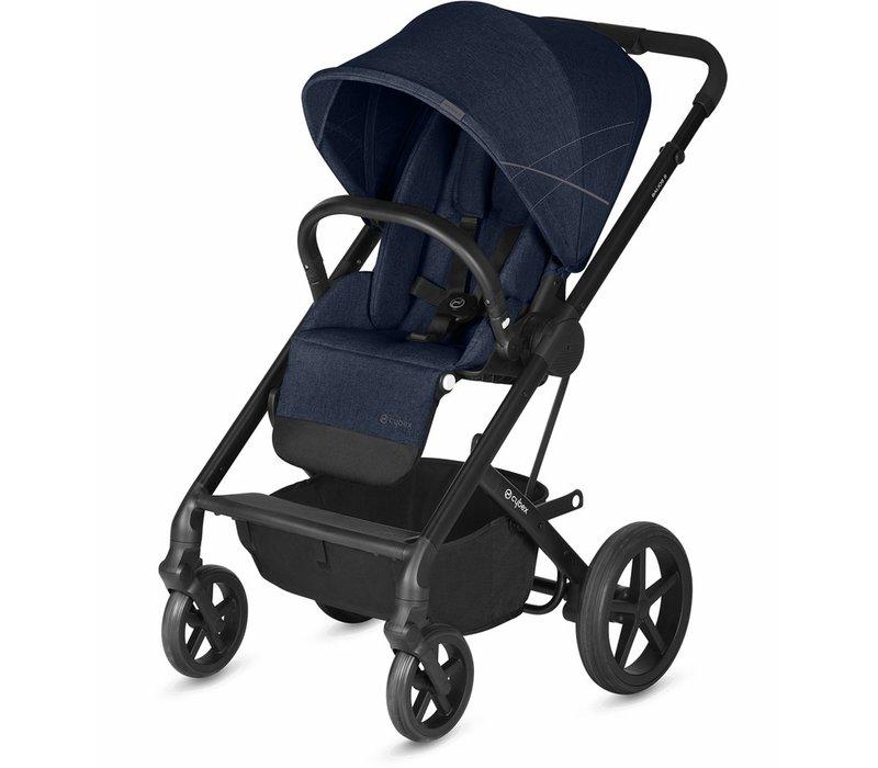2020 Cybex Balios S Stroller In Denim Blue