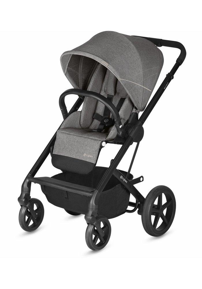 2020 Cybex Balios S Stroller In Manhattan Grey