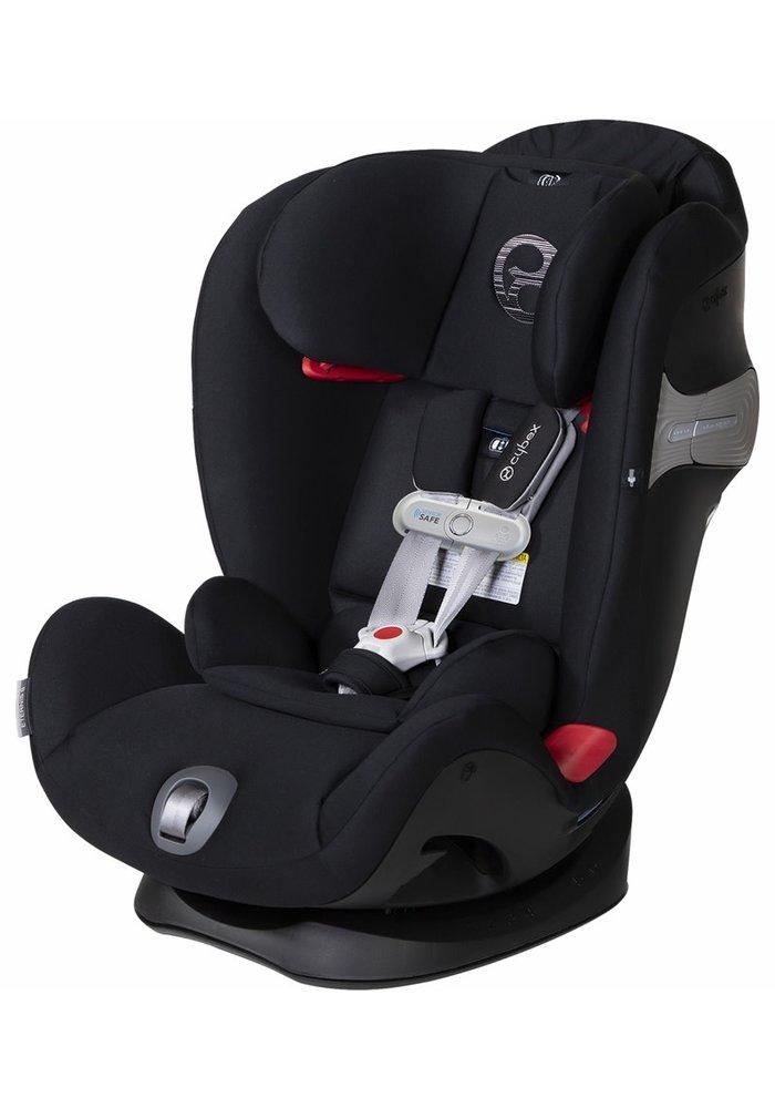 Cybex Eternis S Sensorsafe Car Seat in Lavastone Black