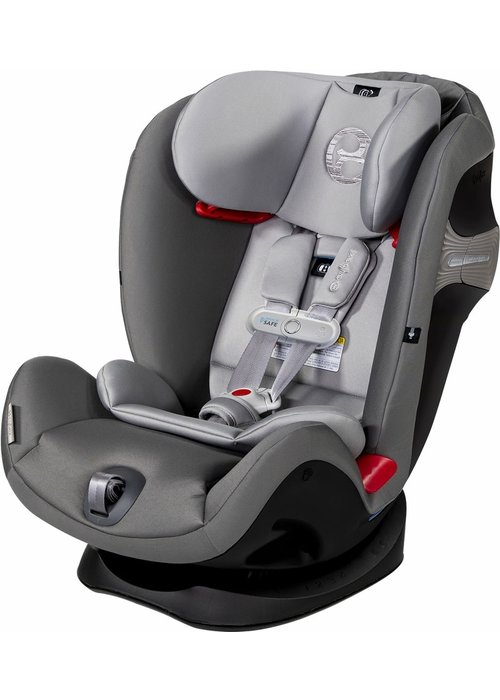 Cybex Cybex Eternis S Sensorsafe Car Seat in Manhattan Grey
