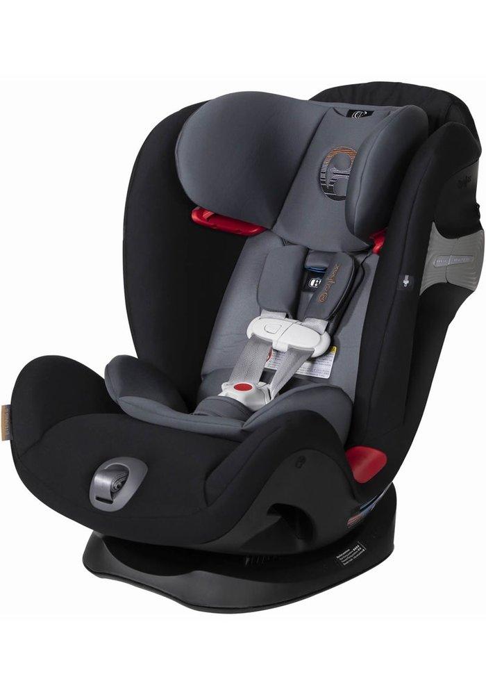 Cybex Eternis S Sensorsafe Car Seat in Pepper Black