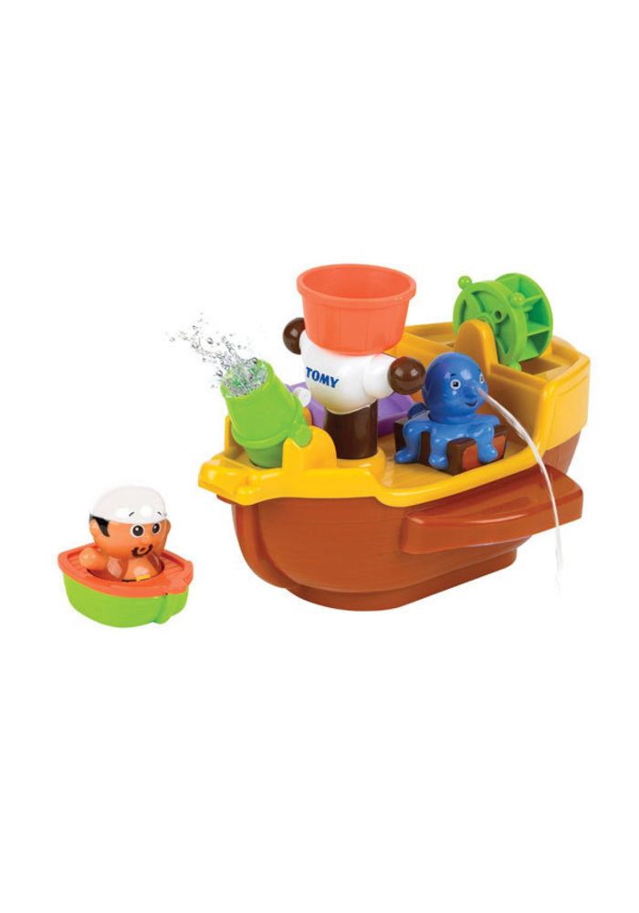 Tomy Pirate Bath Ship Toy
