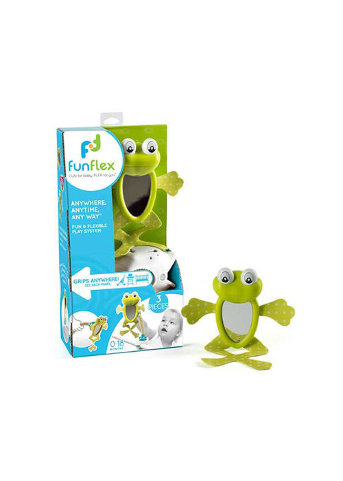 Funflex Fun Flex Frog Mirror Set