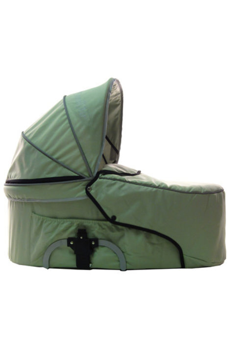 Stroll-Air Stroll Air My Duo Bassinet In Green