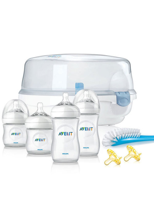 Avent Philips Avent Naturals Essentials Gift Set