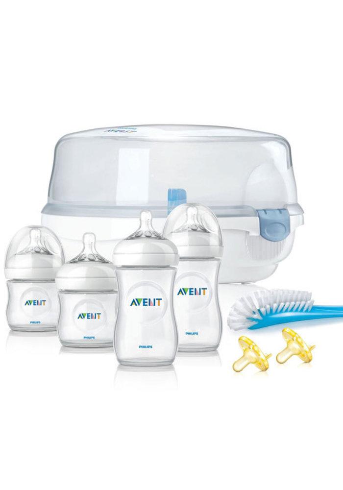 Philips Avent Naturals Essentials Gift Set