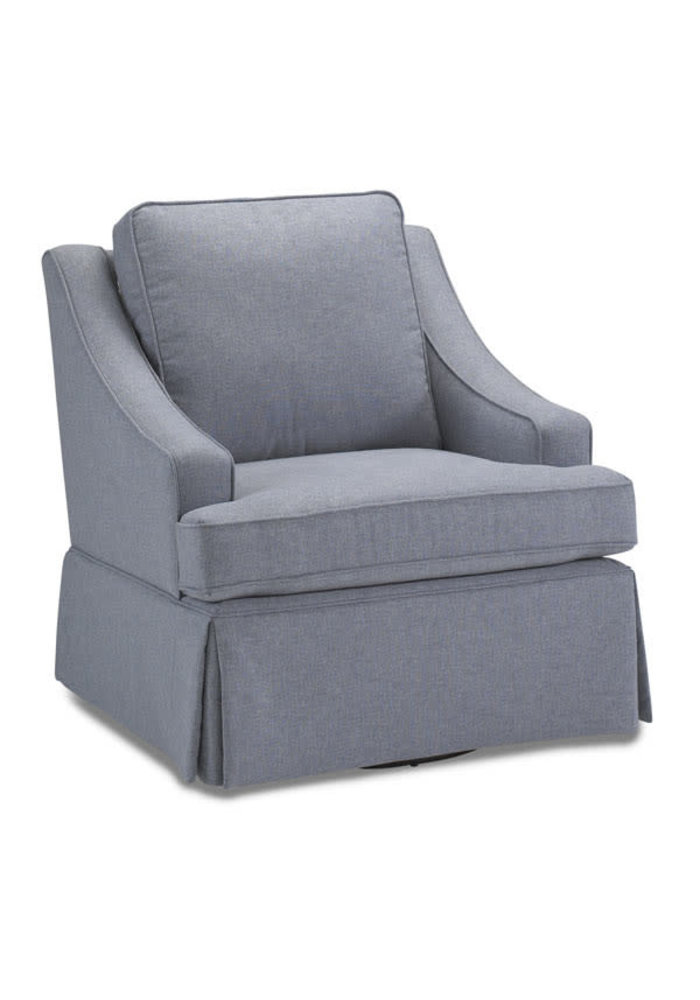 Best Chairs Story Time Ayla Swivel Glider- Custom Design Your Own Color