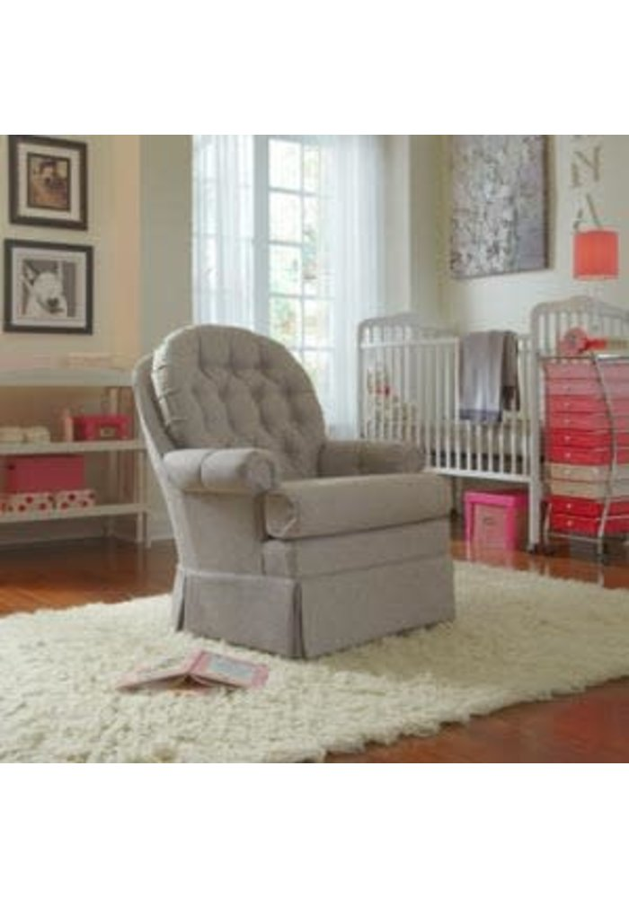 Best Chairs Story Time Beckner Swivel Glider- Custom Design Your Own Color