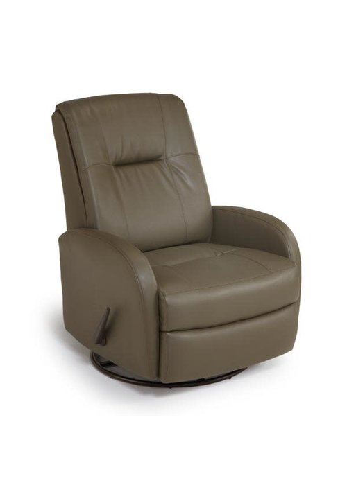Best Chairs Best Chairs Story Time Ruddick Swivel Glider Recliner- Custom Design Your Own Color