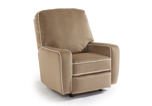 Best Chairs Best Chairs Story Time Bilana Swivel Glider Recliner- Custom Design Your Own Color