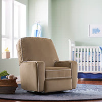 Best Chairs Story Time Bilana Swivel Glider Recliner- Custom Design Your Own Color
