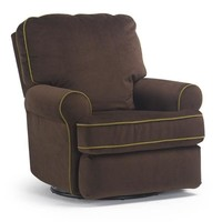 Best Chairs Story Time Tryp Swivel Glider Recliner- Custom Design Your Own Color