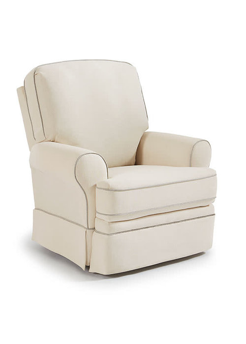 Best Chairs Best Chairs Story Time Juliana Swivel Glider Recliner- Custom Design Your Own Color