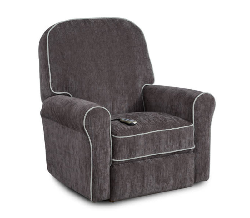 Best Chairs Story Time Benji Swivel Glider Recliner- Custom Design Your Own Color
