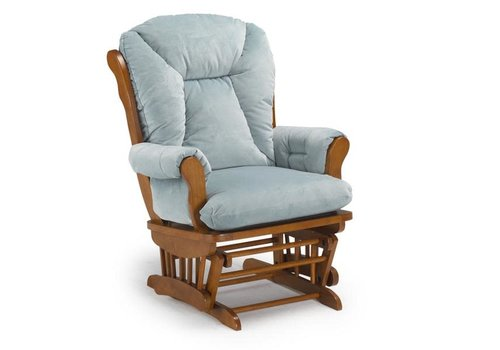 Best Chairs Best Chairs Story Time Manuel Glider Rockers- Custom Design Your Own Color