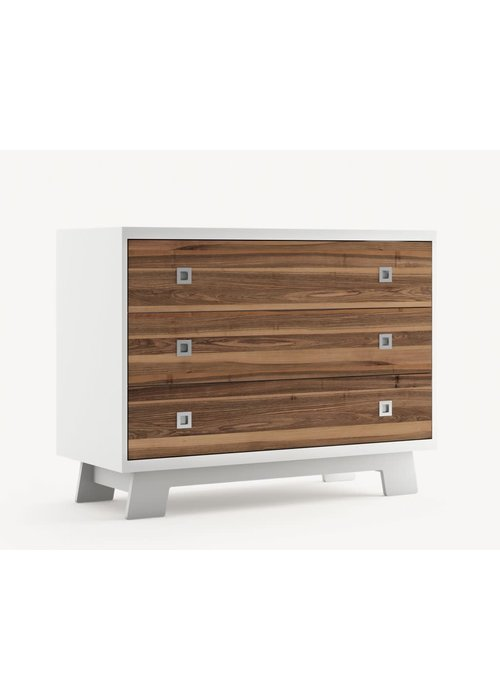 Dutailier Dutailier Pomelo 3 Drawer Dresser- Custom Design Your Own Color