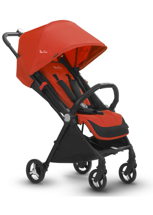 Silver Cross CLOSEOUT!! Silver Cross Jet Light Weight Stroller In Mandarin