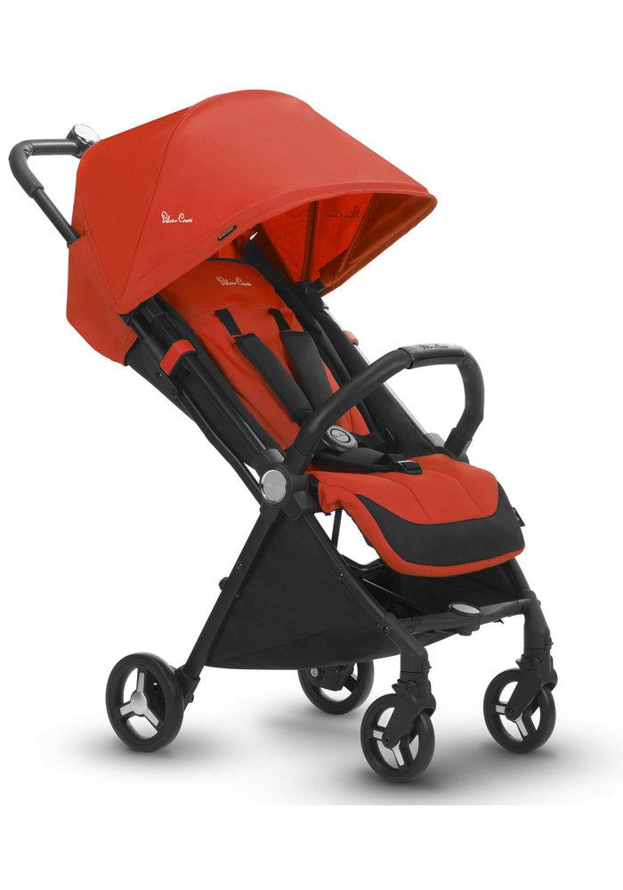 CLOSEOUT!! Silver Cross Jet Light Weight Stroller In Mandarin