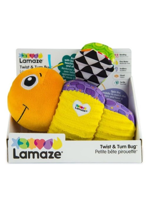 Lamaze Lamaze Twist And Turn Bug