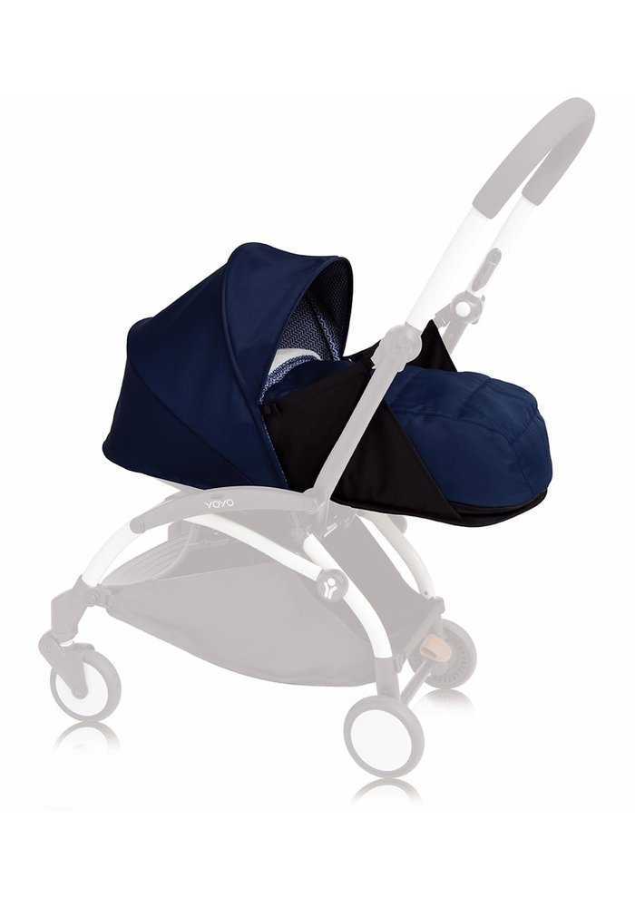 BABYZEN YOYO  Newborn Color Pack In Air France Blue