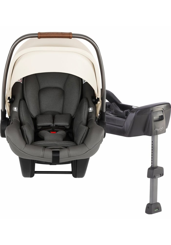 Nuna Pipa Lite LX Infant Car Seat Birch