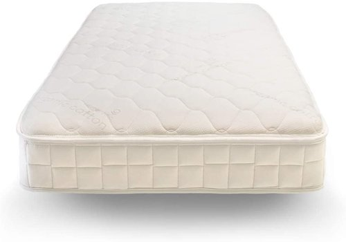 """Naturepedic Naturepedic Verse Twin Size Quilted 1 Sided Mattress 38"""" X 75"""" X 9"""""""
