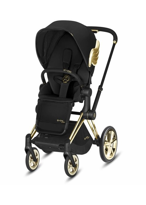 Cybex Cybex 2019 Priam Complete Stroller - Jeremy Scott Wings
