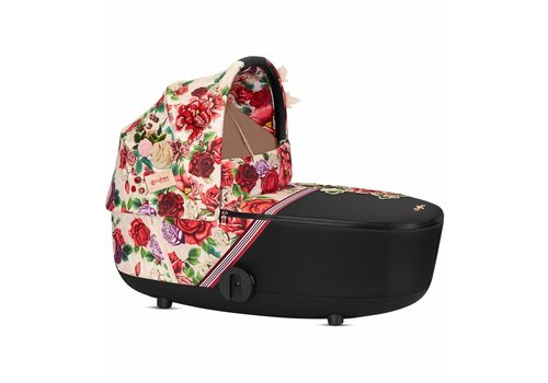 Cybex Cybex Mios Lux Carry Cot In Spring Blossom Light